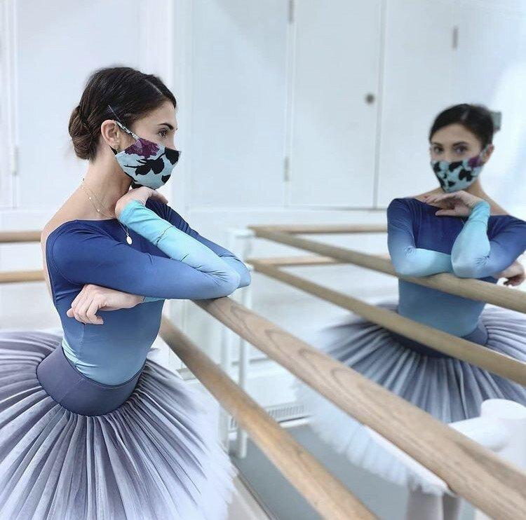 Balerina maszkban - forrás: Royal Opera House