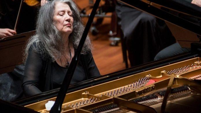 Martha Argerich és a Concerto Budapest - fotó: Hrotkó Bálint - Nagy Attila / Müpa