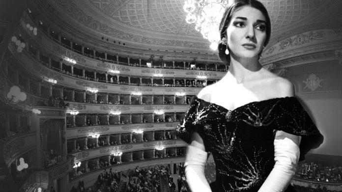 Maria Callas - La Fenice