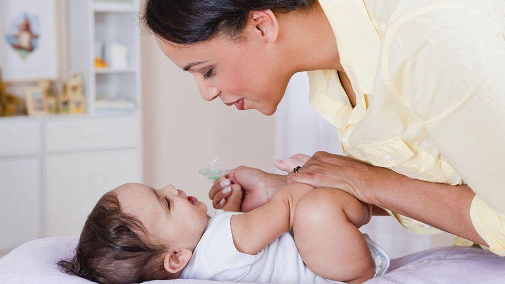 anya baba éneklés