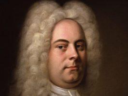 Händel Balthasar Denner portréján