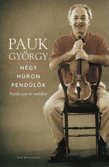 Pauk György életrajzi könyve