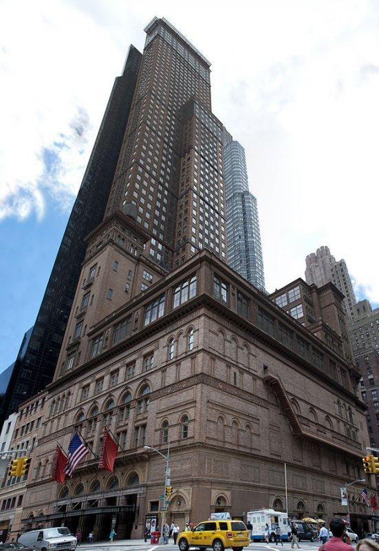A Carnegie Hall - forrás: Wikipedia