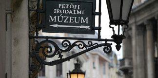 Petőfi Irodalmi Múzeum - fotó: Horváth Péter Gyula
