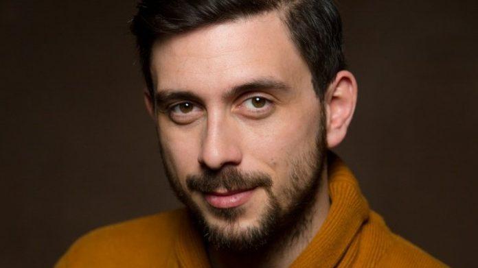 Szabó Kimmel Tamás - fotó: Takács Attila