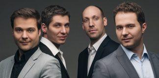 Accord Quartet - fotó: Vivien Naomi