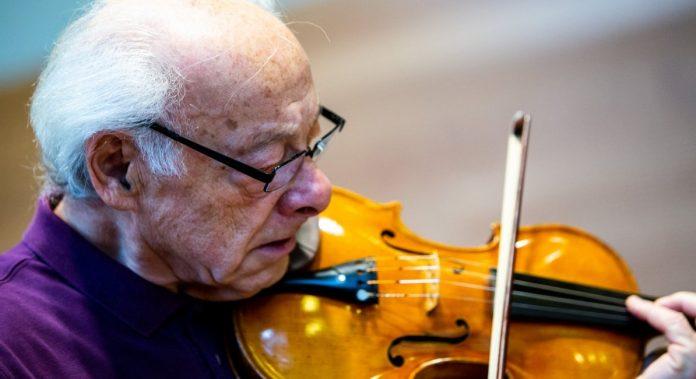 Pauk György - forrás: Zeneakadémia