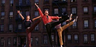 Jelenet a West Side Story című filmből