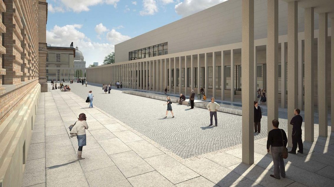 Újabb galéria nyitotta meg kapuit a berlini Múzeumszigeten