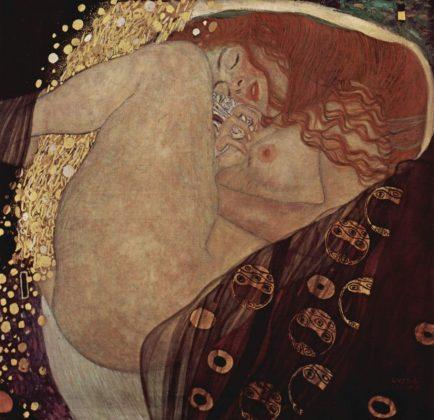 Gustav Klimt: Danae