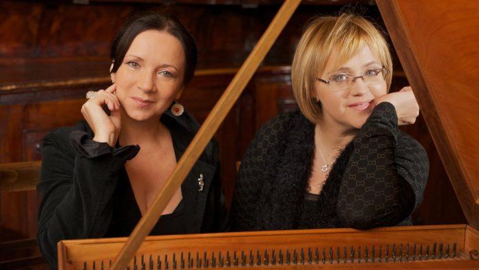 Sebestyén Márta és Andrejszki Judit forrás: Filharmónia Magyarország