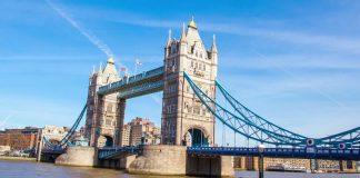 London, Tower Bridge - forrás: Britannica.com