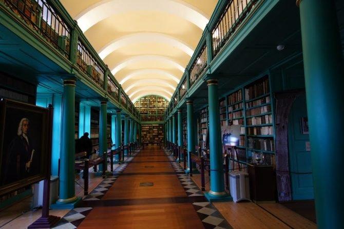 A Debreceni Református Kollégium Nagykönyvtár