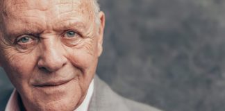 Anthony Hopkins - forrás: facebook.com./AnthonyHopkinsArt