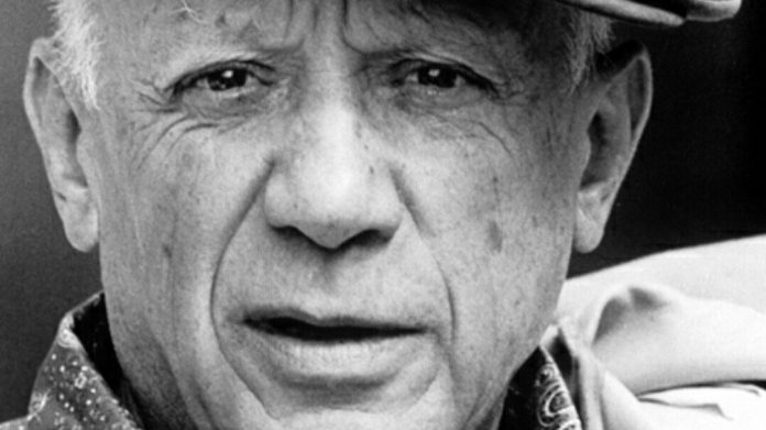 Pablo Picasso - forrás: Wikipedia