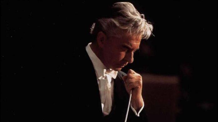Herbert von Karajan - forrás. facebook.com/drselimbasarir