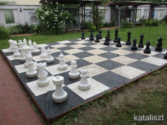A sakkozó Erkel jegyében - A gyulai Erkel-ház - fotó: Kocsis Katalin / Kataliszt