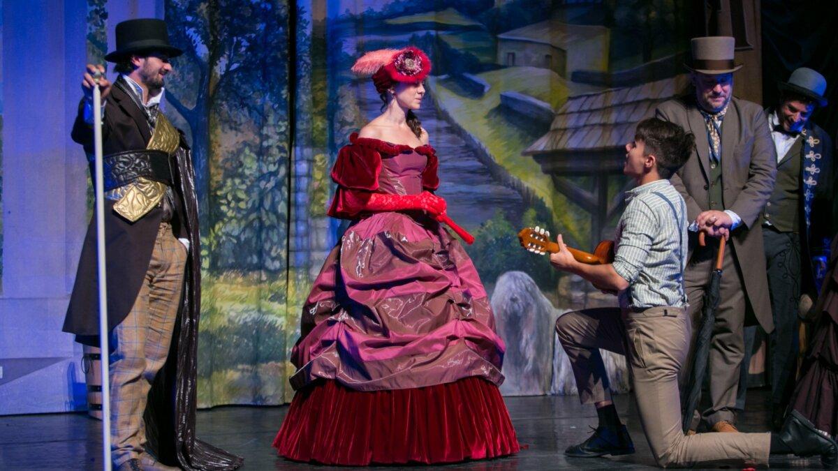 Perifériára szorult területekre visz színházi előadásokat a Déryné Program