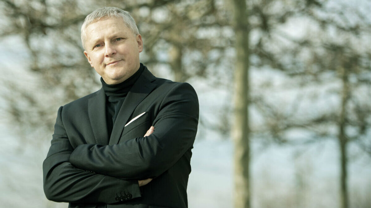 """Csányi János: """"Ez a koncertfilm Közép-Európa jövőjéről szól"""""""