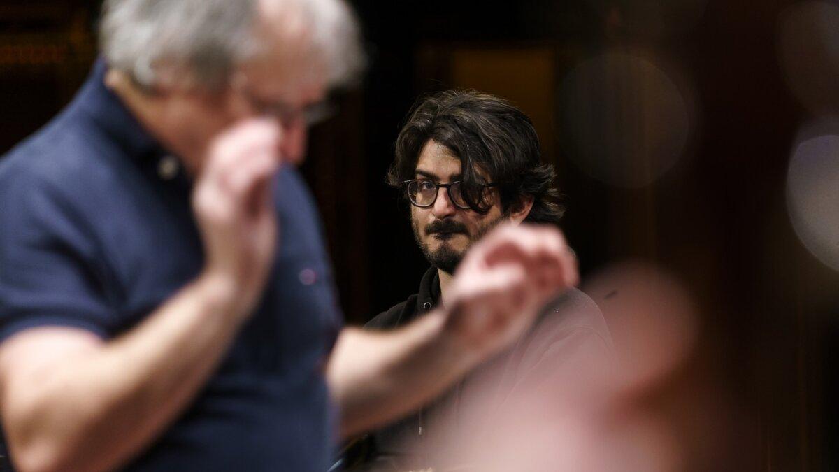 Közvetítés – Korunk zenéje után Bachot hoz a Concerto Budapest, méghozzá Matan Porattal
