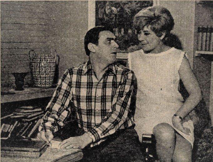 Avar István, Ruttkai Éva - Film Színház Muzsika, 1969/ 2. 31.