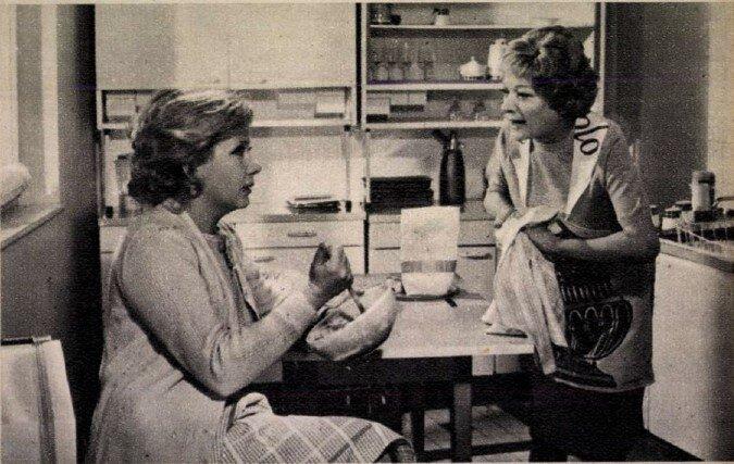Ruttkai Éva és Kiss Manyi - Film Színház Muzsika, 1969/ 8. 1.