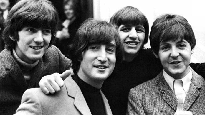 The Beatles - forrás: flicker