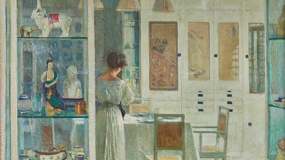 A bécsi szecesszió alig ismert mestere – Soha nem adtak még ennyit Carl Moll-festményért