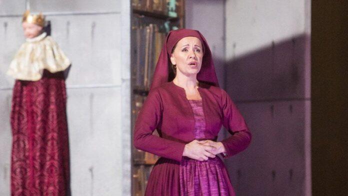 Poulenc: A kármeliták - forrás: Operaház