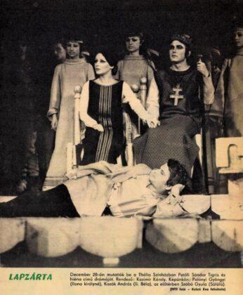Film Színház Muzsika, 1976/ 49. 2. Arcanum