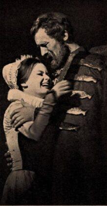 Zrínyi, Thália Színház, 1968. Nagy Attilával / Képes Újság, 1968/ 2. 9. Arcanum