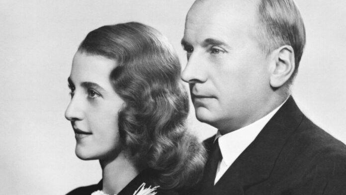 Esterházy V. Pál herceg és Esterházy Melinda - forrás: Esterházy Alapítvány