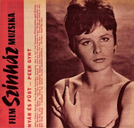 Film Színház Muzsika, 1965/ 11. 32. Arcanum