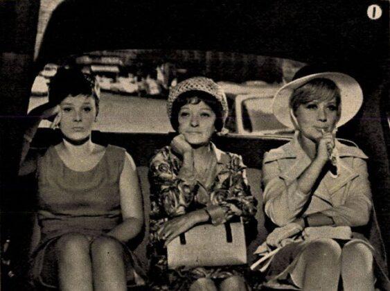 Film Színház Muzsika, 1967/ 35. 19. Arcanum