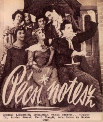 Avar István - Film Színház Muzsika, 1960/ 23. 26. Arcanum