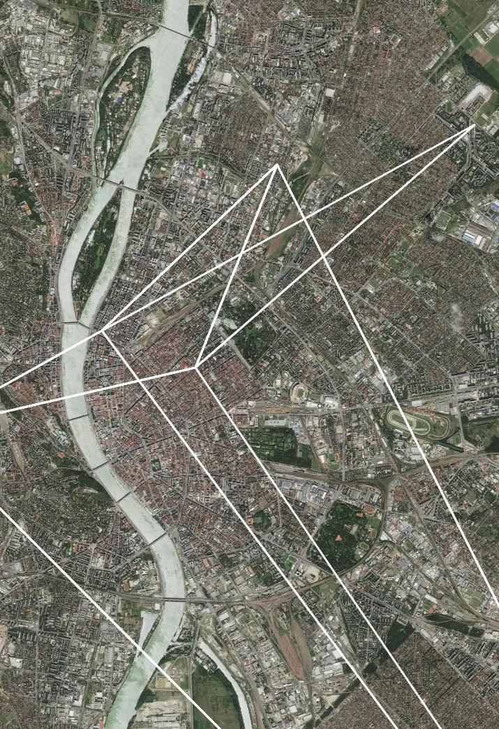 Let Your Distance Draw A Line, 2020 [interaktív weboldal]