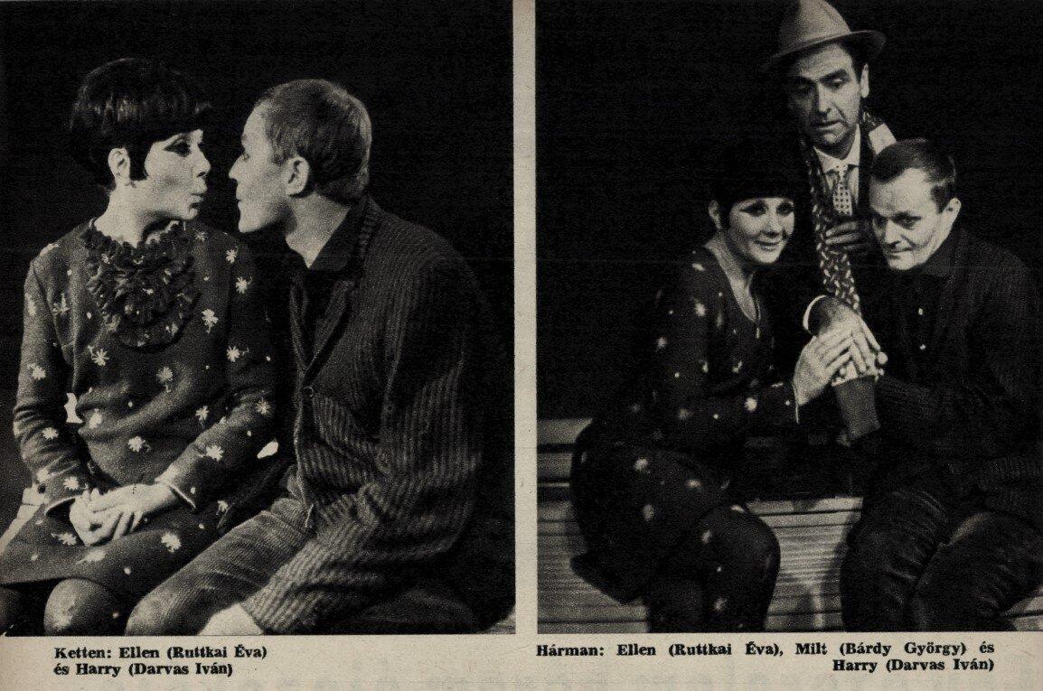 Forrás: Film Színház Muzsika, 1966/ 41. 6. Arcanum