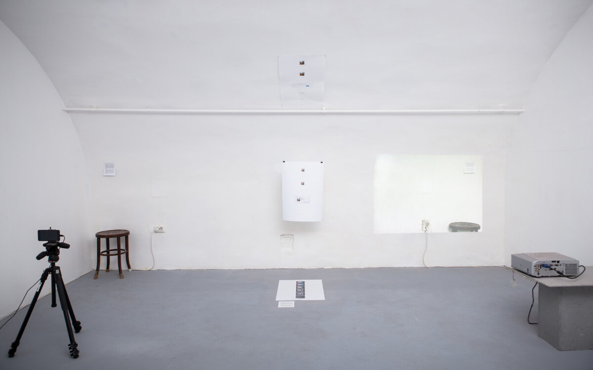 Offline Practices, 2019 [kiállítás nézet] PINCE Galéria fotó: Gyuricza Mátyás