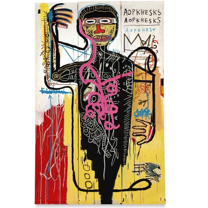 Basquiat-Medici