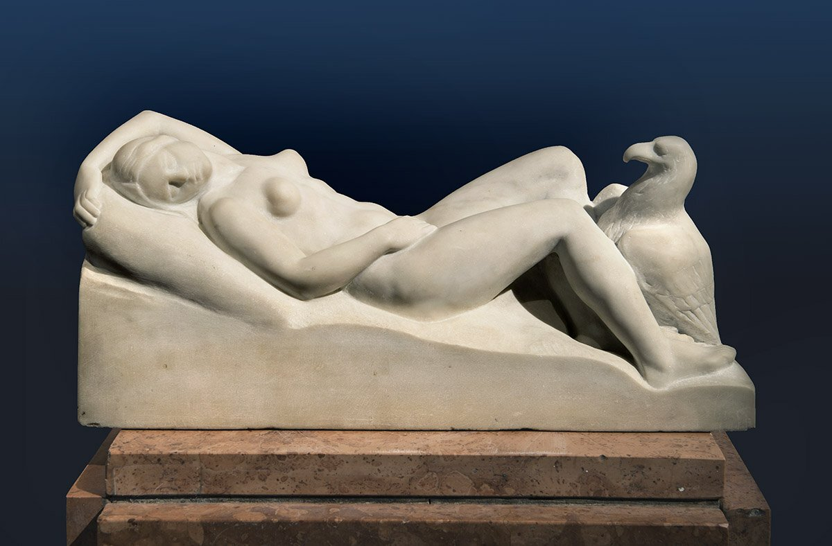 Beck Ö. Fülöp: Emese álma, 1922