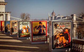 Plakátkiállítás - forrás: Várkapitányság