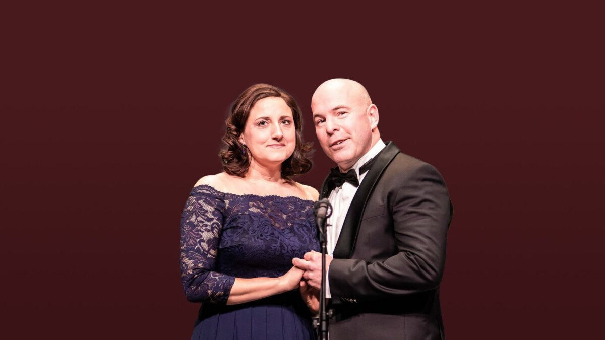 Fodor Gabriella és Megyesi Zoltán - forrás: Opera