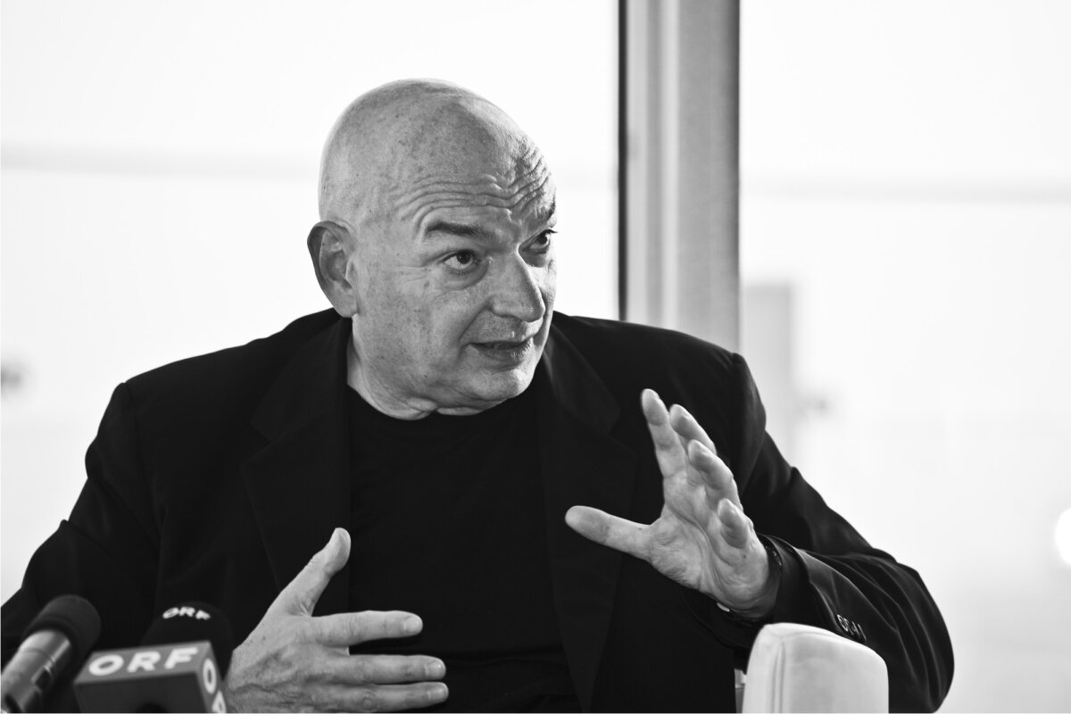 Jean Nouvel - forrás: Christopher Ohmeyer from vienna, AUT -