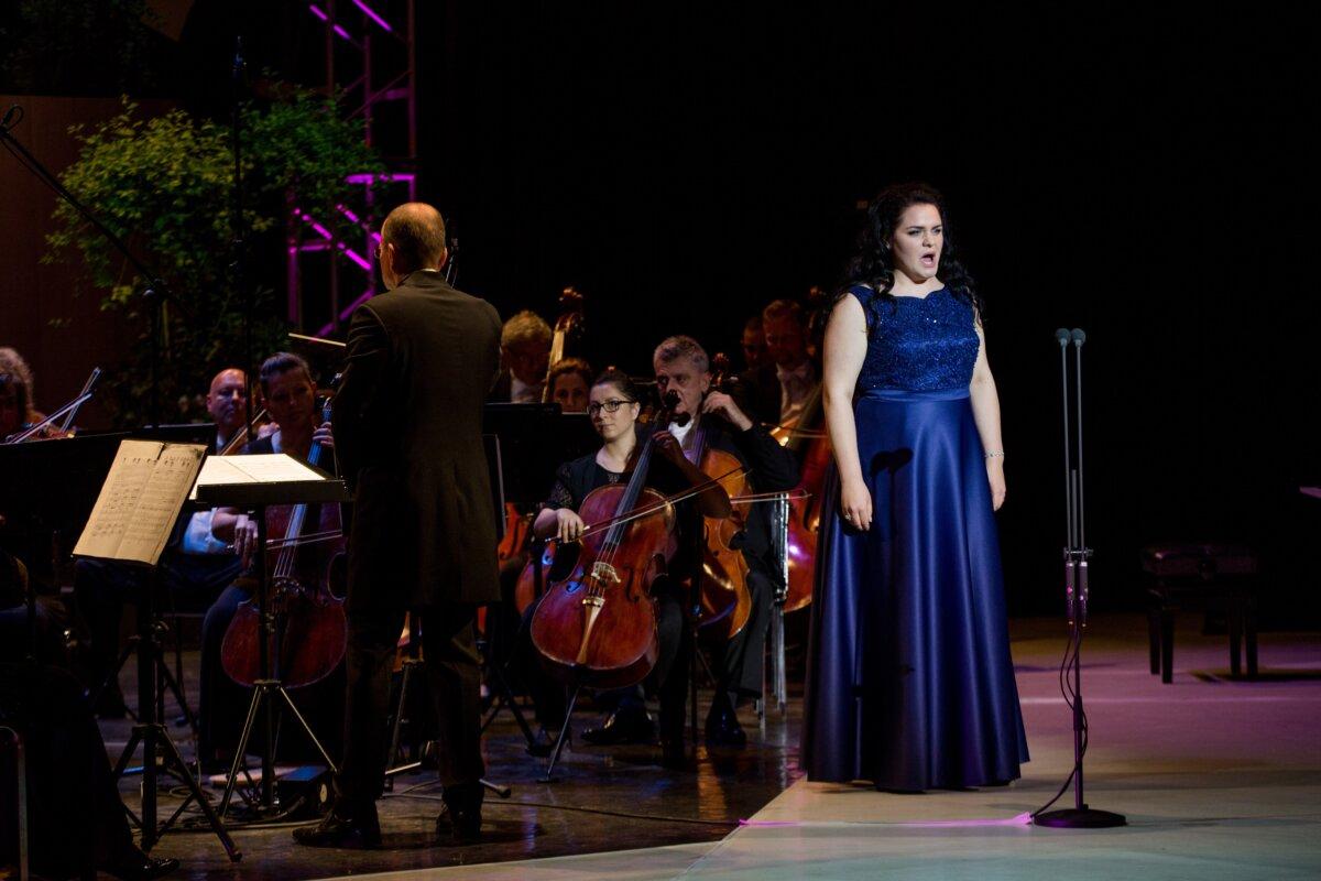 Kiss Judit Anna - forrás: Simándy Énekverseny