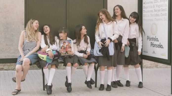Las niñas film