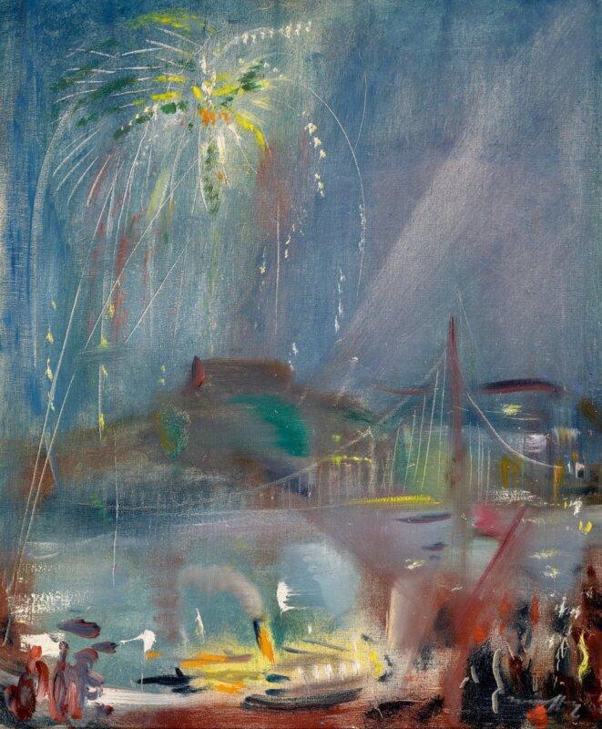 Márffy Ödön: Szent István napi tűzijáték