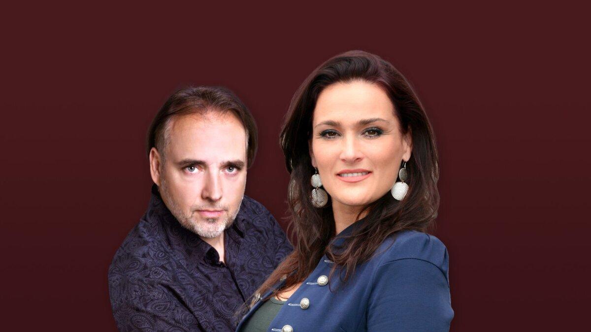 Megyeri Schwart Lúcia és Bátki Ferenc Zoltán - forrás: Opera
