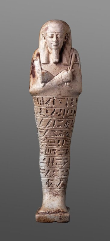Noferibrészanéith usébtije, Kr. e. 6. század