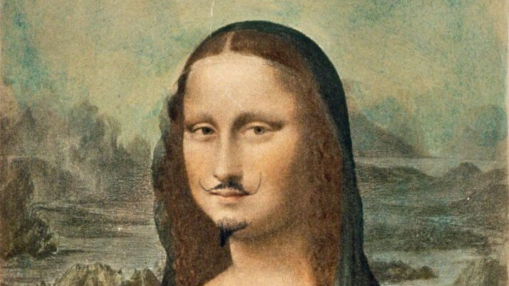 Mona Lisa bajusszal – egy provokáció, ami milliókat ér