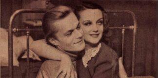 Tolnay Klári és Darvas Iván. Euridike (1946), Művész Színház / Forrás: Színház, 1946/ 37. Arcanum